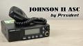 Vysielačka President Johnson II ASC